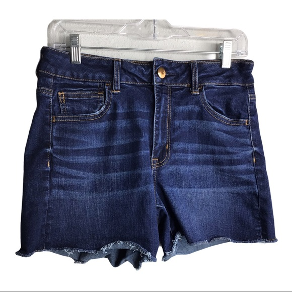 American Eagle Super Stretch Hi-Rise Shortie